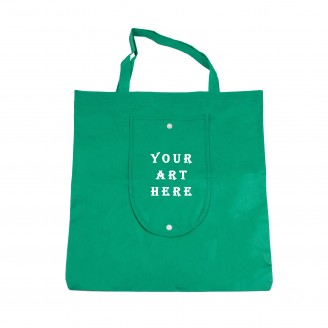 Foldable Non Woven Shopper Tote Bag